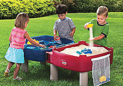 sandpits & water tables