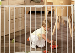 stair gates & safety gates