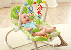baby swings, walkers & bouncers