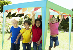 tents, playhouses & play centres