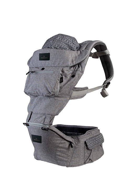 Mimosa_Airplush_6-Way_Hipseat_Carrier_-_Wintry_Grey