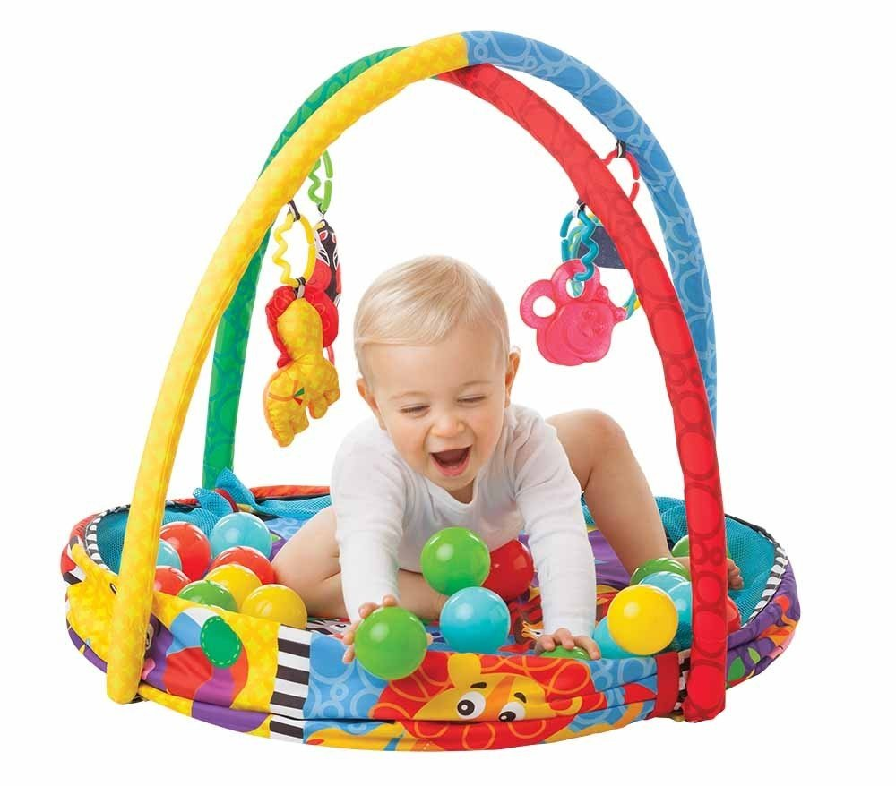 Playgro Ball Activity Nest