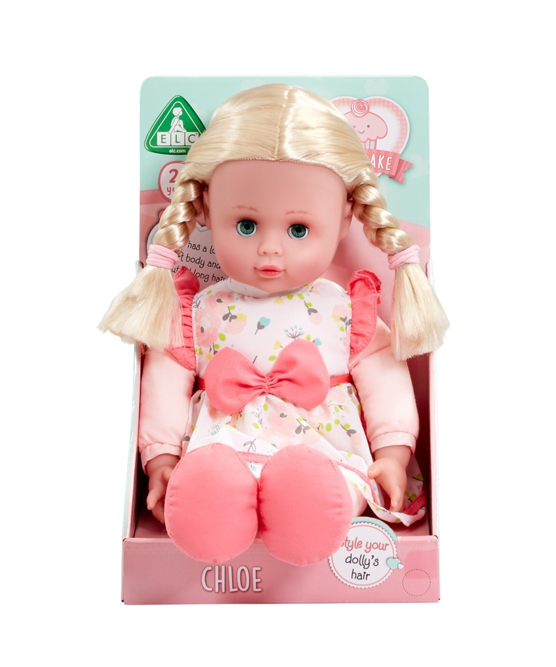 Early Learning Centre Cupcake Doll Chloe