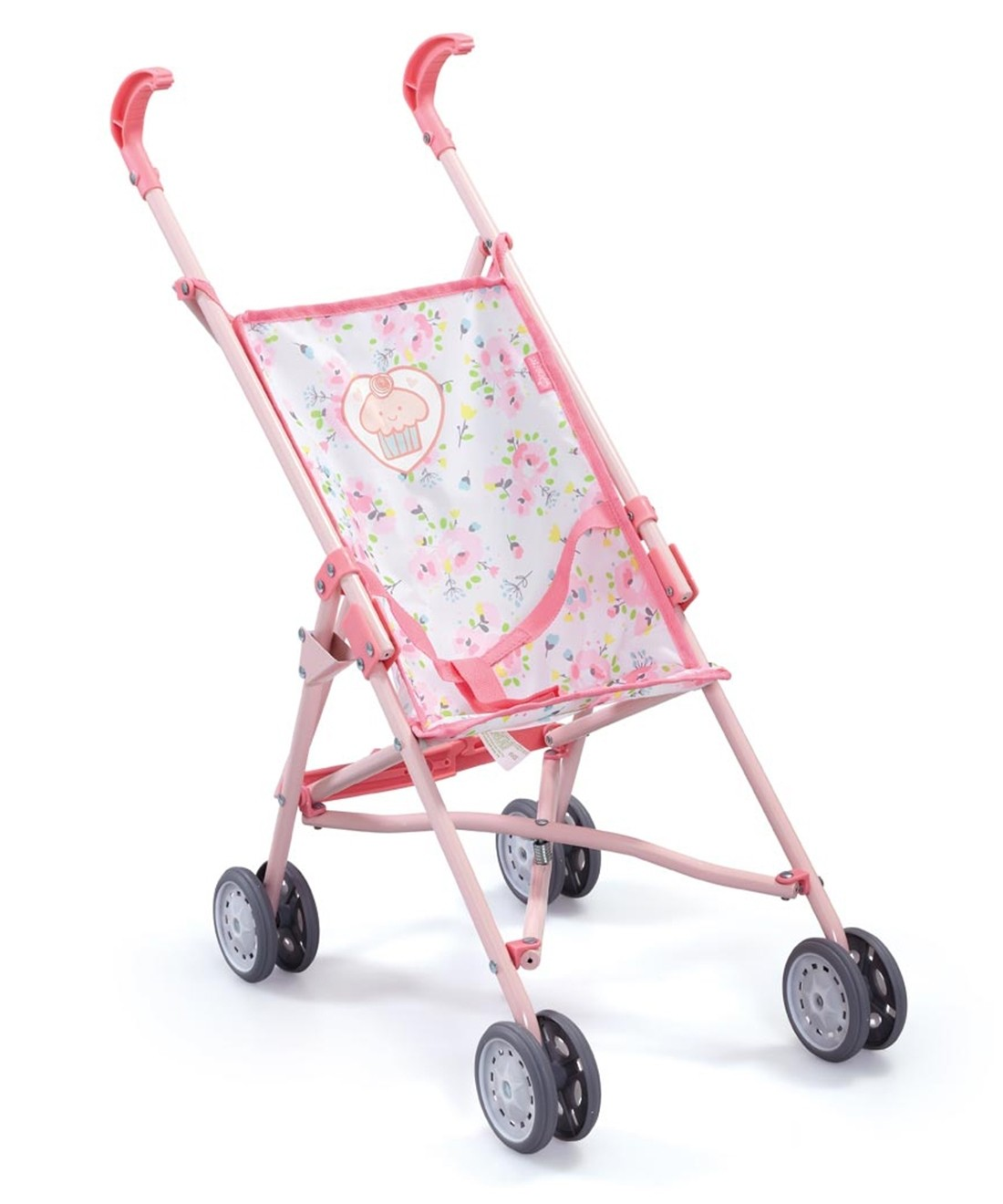 Early Learning Centre Cupcake Dolly Stroller - Pink
