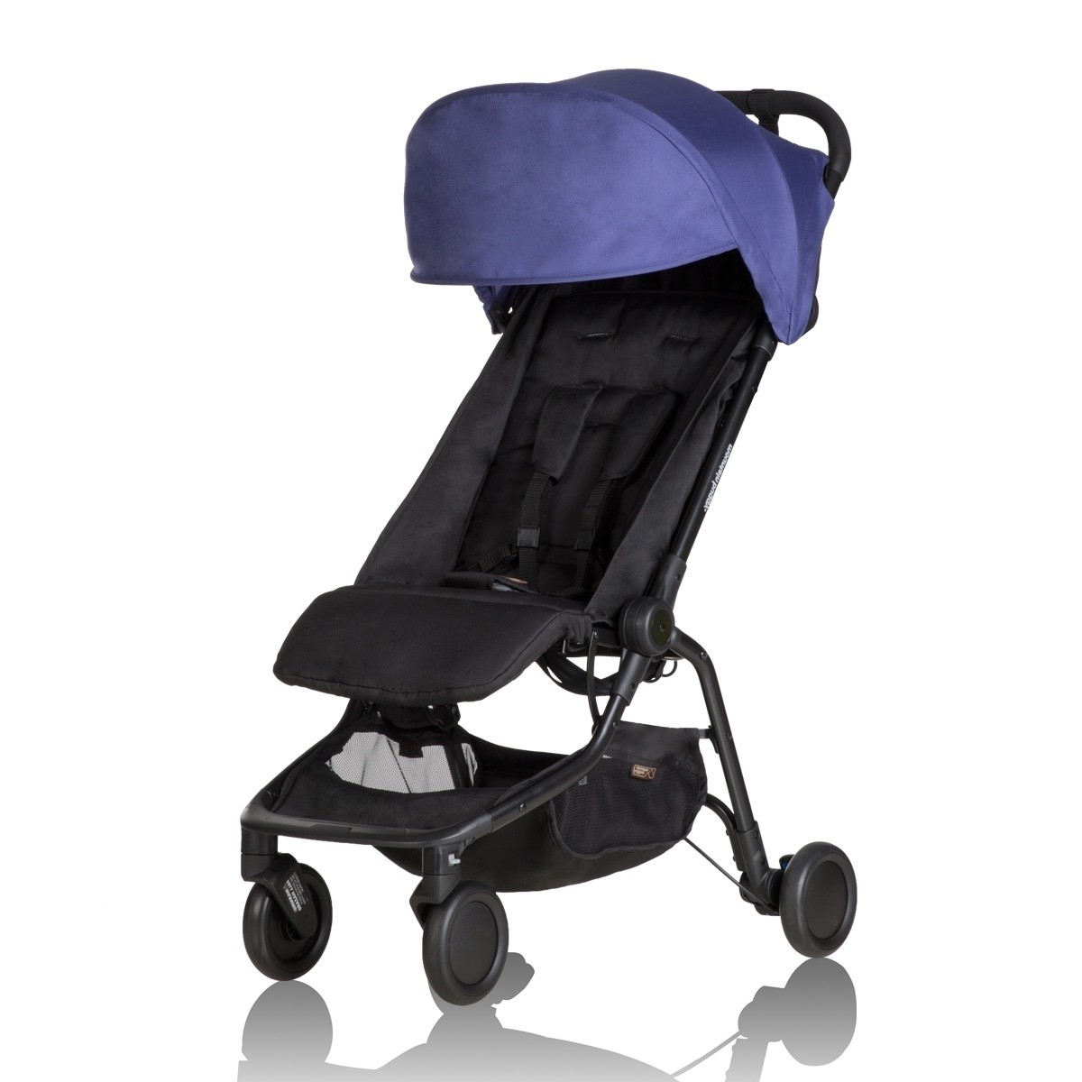 Mountain Buggy Nano Stroller - Blue