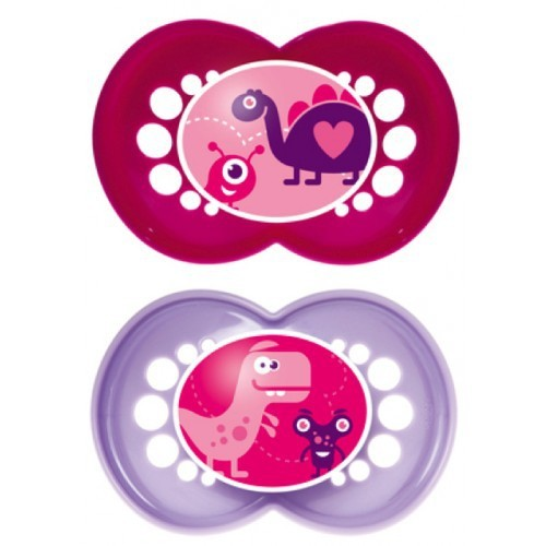 MAM Soother Start 16m+ - 2 Pack