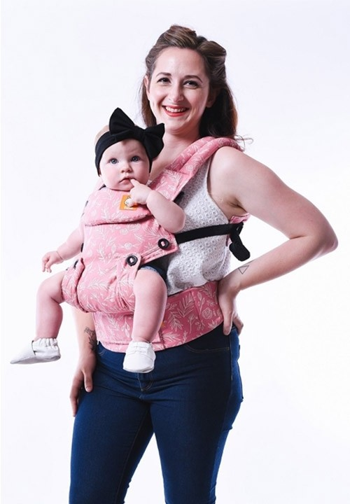 f1008cce41a Tula Explore Baby Carrier - Bloom