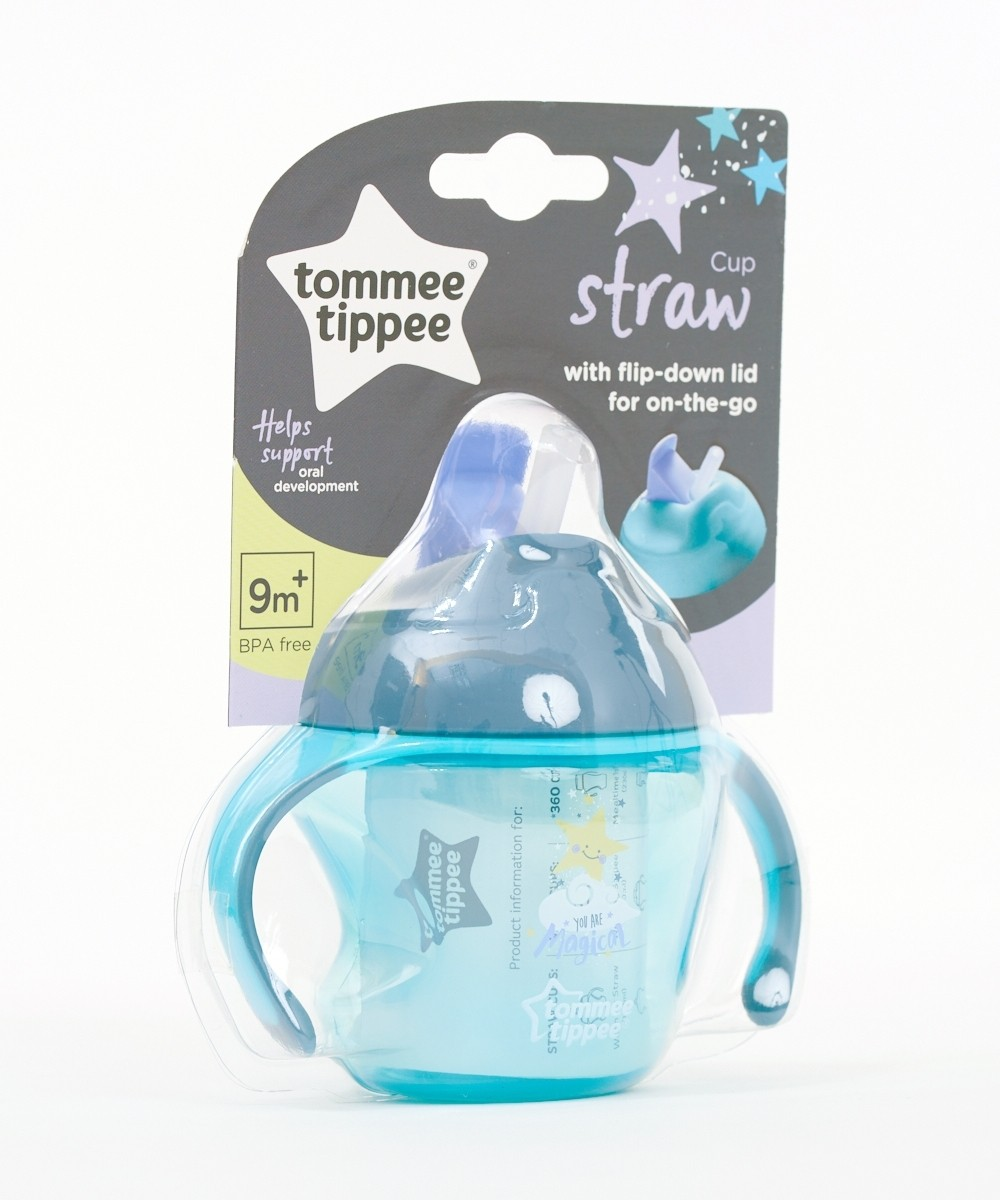 Tommee Tippee First Straw Cup 150ml, 9m+ - Green