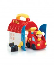 Early Learning Centre Happyland Take&Go Fire Station