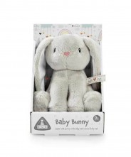 Early Learning Centre Mini Bunny Plush Toy - Grey