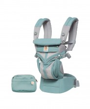 Ergobaby 360 Baby Carrier - Cool Air Mesh Icy Mint