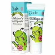Buds Toothpaste with Xylitol Green Apple - 50ml