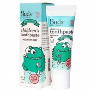 Buds Toothpaste with Xylitol Peppermint - 50ml