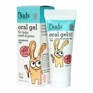 Buds Oral Gel for Baby Teeth & Gums - 30ml