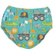 Charlie Banana Swim Diaper & Training Pants - Gone Safari M