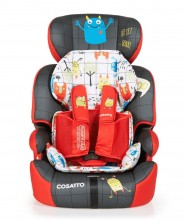 Cosatto Zoomi Car Seat - Monster Mob