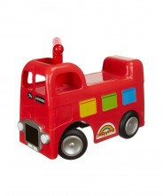 Early Learning Centre Happyland Ride On Bus