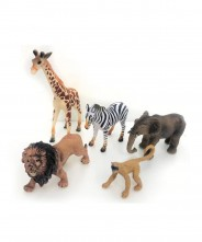 Early Learning Centre Wild Animals X 5 Box