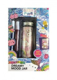 The Entertainer Rms Glitter Pwr Design Your Own Glitter Dream Mood Jar