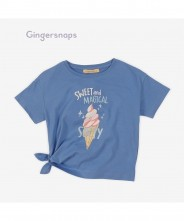 Gingersnaps Sweet And Magical Softy Graphic Tee