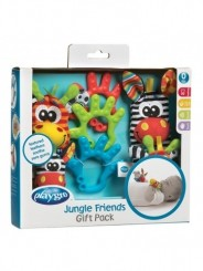 Playgro Jungle Friends Gift Pack