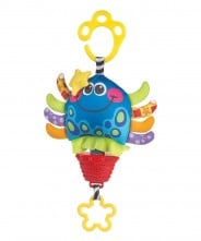 Playgro Musical Pullstring - Octopus