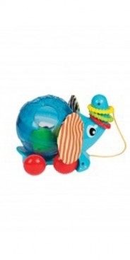 Playgro Pull Along Toy - Elephant