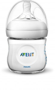 Philips Avent Natural Bottle 4oz/125ml - 2 Pack