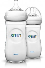 Philips Avent Natural Bottle 330ml - 2 Pack