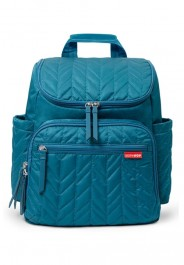 Skip Hop Forma Backpack Diaper Bag - Peacock