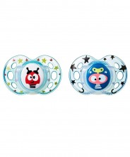 Tommee Tippee Closer to Nature Air Soother 18-36mths - 2 Pack