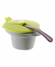 Tommee Tippee Explora Cool and Mash Weaning Bowl 4mths+