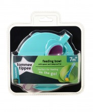 Tommee Tippee Explora Feeding Bowls with Lids