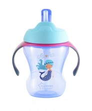 Tommee Tippee Easy Drink Straw Cup 9m+ - 230ml (Purple)