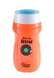 Tommee Tippee 360 Insulated Cup 260ml - Orange