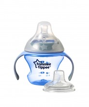 Tommee Tippee Transition Cup 150ml 4-7M - Blue