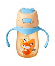 Tommee Tippee Cup Weighted Straw With Handle - 240ml