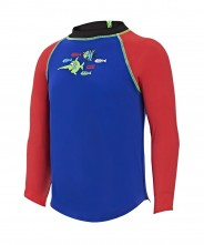 Zoggs Sea Saw Sun Protection Top - 4 Years