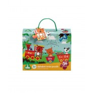 Early Learning Centre Alphabet Jungle Train Puzzle