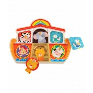 Early Learning Centre Noahs Ark Sound Puzzle