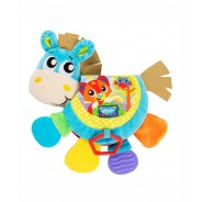 Playgro Musical Clip Clop Teether Book