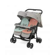 Joie Aire Twin Stroller - Nectar & Mineral