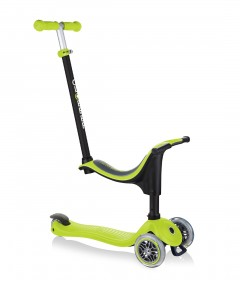 Globber Go Up 4 In 1 Sporty - Lime Green