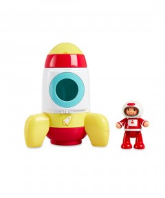 Early Learning Centre Toy Box - Rocket