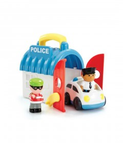 Early Learning Centre Happyland Take&Go Police Station