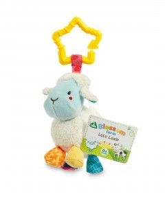 Early Learning Centre Blossom Farm Plush Toy - Lulu Lamb