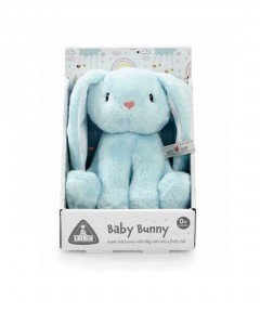 Early Learning Centre Mini Bunny Plush Toy - Blue