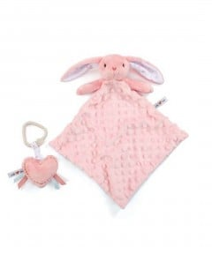 Early Learning Centre Bunny Gift Set - Pink