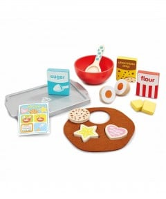 Early Learning Centre Wooden Cookie Baking Set