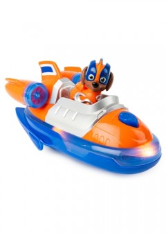 Paw Patrol Mighty Pups Super Pups Deluxe Vehicle Zuma